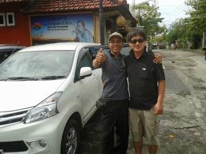 Munduk driver and Lovina driver